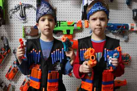 Walker Technology College - Children Nerf Party for up to 20 - Save 33%