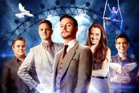ATG Tickets - Ticket to see the Champions of Magic live show choose from five dates - Save 44%