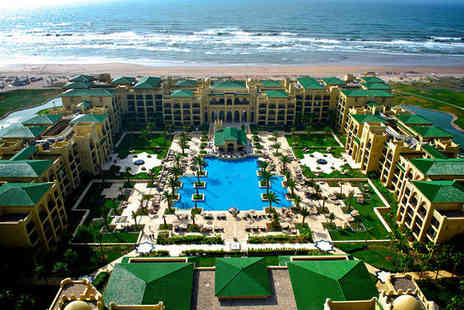Mazagan Beach & Golf Resort - Five Star Peaceful Beachside Location near Casablanca - Save 56%