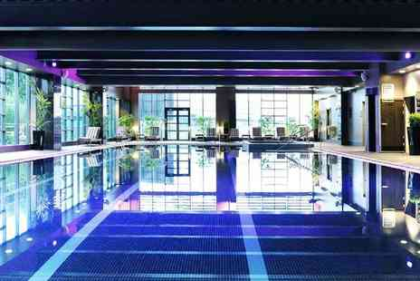 Village Hotel Club - Spa day for one person including two treatments and full spa access - Save 44%