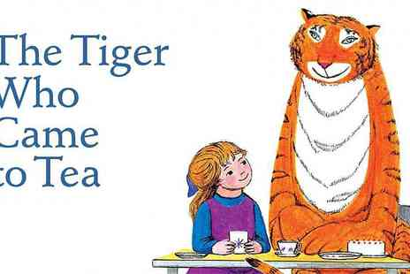 Encore Tickets - The Tiger Who Came To Tea - Save 0%
