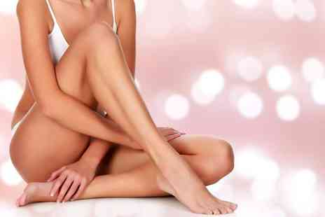 Off Skin & Laser - Six sessions of laser hair removal on two areas - Save 84%