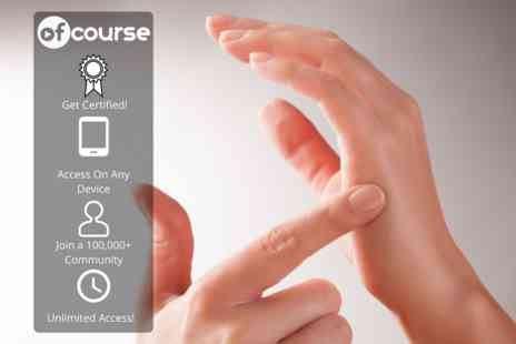 OfCourse - Online iict accredited eft & tapping diploma - Save 80%