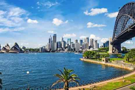 Infinity Cruises - LA to Sydney 32 night cruise & stays with flights - Save 0%