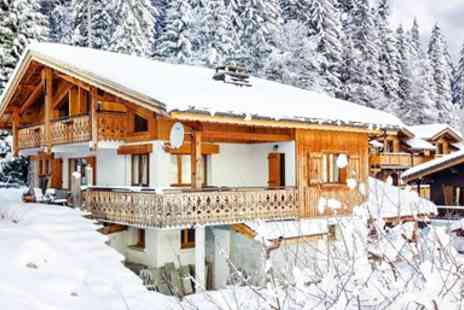 Alpine Elements - Last minute Morzine ski chalet holiday with hot tub - Save 0%