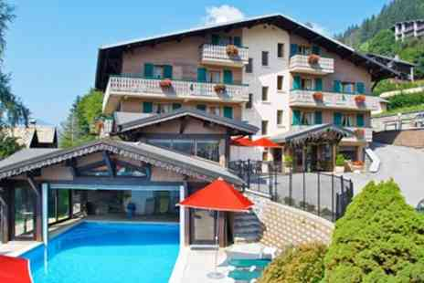 Alpine Elements - Morzine summer activity holiday with flights & bike hire - Save 0%