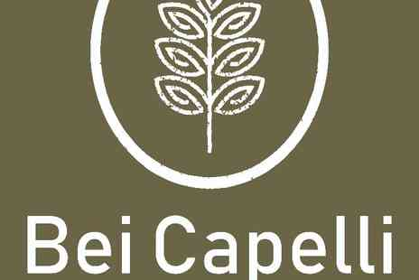 Bei Capelli Leicester - Half head of highlights - Save 35%