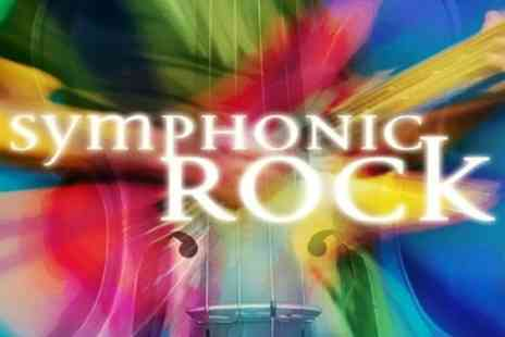 Royal Philharmonic Orchestra - Symphonic Rock by Royal Philharmonic Orchestra on Tuesday on 1 May - Save 50%