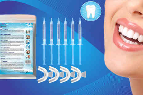 Ivory Smiles - Dental Grade Teeth Whitening Kit - Save 72%
