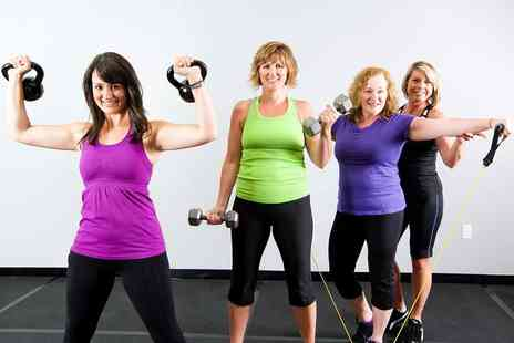 Shapers - Seven day unlimited gym pass for ladies - Save 83%