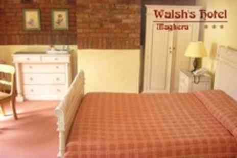 Walshs Hotel - In Maghera Two Night Stay For Two With Breakfast and Dinner - Save 51%