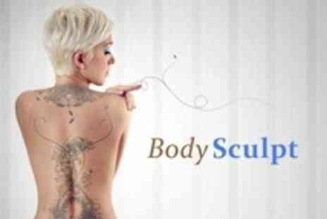 Body Sculpt - Laser Three Sessions of Tattoo Removal Treatment - Save 81%