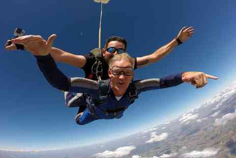 Peterlee Parachute Centre - Tandem Skydive Experience - Save 20%