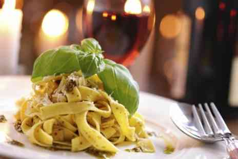 Andreas Italian Restaurant - Three Course Italian Meal with Wine for Two or Four - Save 46%