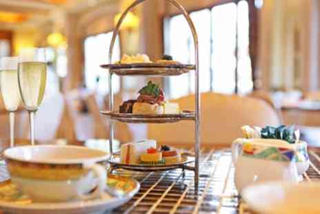 Caledonian Hotel - Classic Afternoon Tea with a Glass of Prosecco for Two or Four - Save 54%
