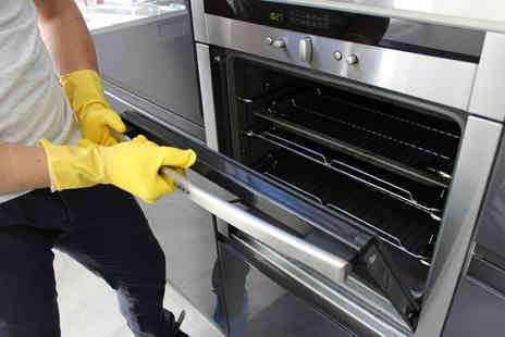 CRMS - Single, double, range or aga style oven clean - Save 63%