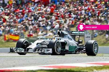 World Choice Sports - Four night, Abu Dhabi stay with full weekend Abu Dhabi hill tickets to the Formula 1 Grand Prix and flights - Save 0%