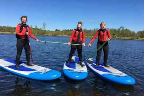 Parc Bryn Bach Adventure - Water Sports Taster Experience for One or Two - Save 60%
