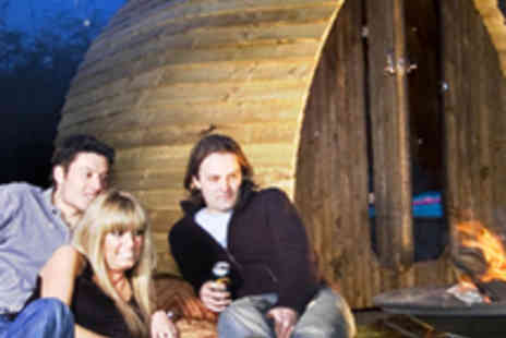 Adventure in the Meadow - 2 Night Scottish Stay in a Kocoon Wooden Tent - Save 74%