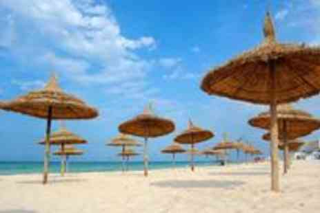 Just Sunshine - Seven night all-inclusive Tunisia break All holidays must be booked by the 20th of July 2012 - Save 35%