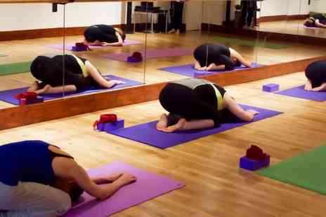 Health Town - Six Yoga Classes - Save 0%