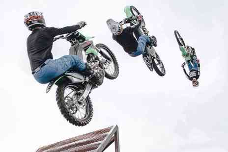 Extreme Bike Battle - One ticket to Extreme Bike Battle in Cirencester on 5th May or Sunbury on Thames on 26th May - Save 31%