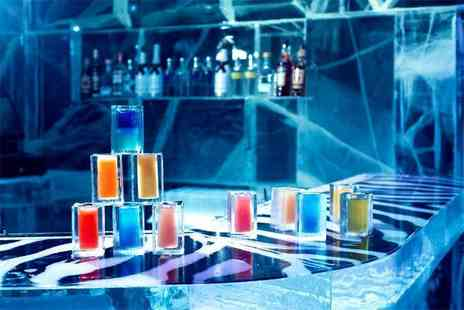 Icebar London - Icebar entry including an ice cocktail - Save 24%