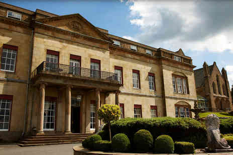 Shrigley Hall Hotel - Step Into Springspa day for one person with a choice of 55 minute treatment, spa access and a glass of Prosecco - Save 31%