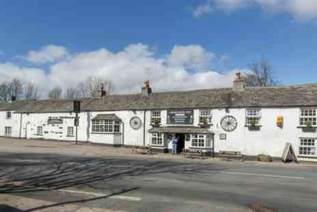 The Cross Keys Inn - One to Three Nights for Two with Breakfast - Save 34%