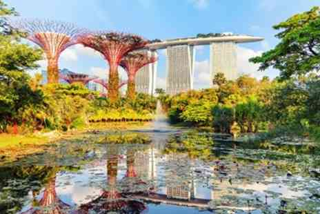 Infinity Cruises - Sydney to Singapore cruise with flights & stays - Save 0%