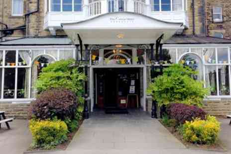 The Cairn Hotel - One Night for Two with Breakfast, 3 Course Carvery Style Dinner, Wine and Late Check Out at The Cairn Hotel - Save 59%