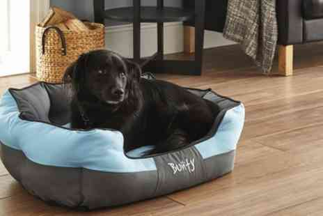 Groupon Goods Global GmbH - Bunty Anchor Pet Bed - Save 19%