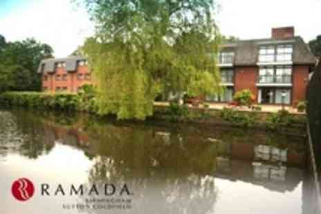 Ramada Birmingham - One Night Stay For Family of Four With Breakfast and Late Check-Out - Save 0%
