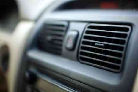 Car Care - Air Conditioning Re Gas with Optional Summer Service for One or Two Cars - Save 0%