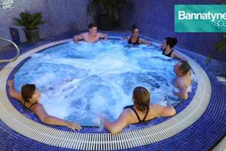 Bannatynes Health Club - City Spa Day For One or Two - Save 58%