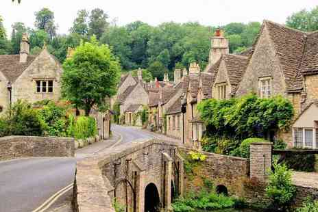 Anderson Tours - Childs or adult ticket to the Cotswolds including return coach travel - Save 33%