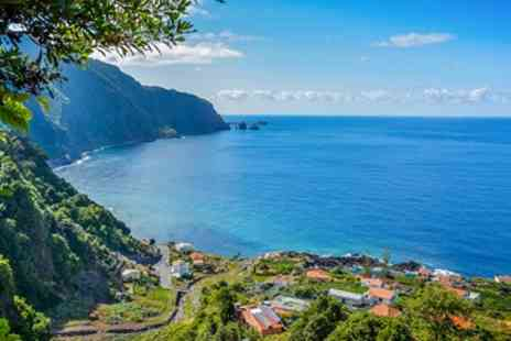 Inspired Luxury Escapes - Five star Madeira week with flights, tours & meals - Save 0%