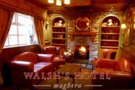 Walshs Hotel - Two Night Stay For Two With Breakfast and Dinner- Save 0%