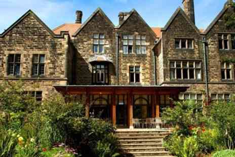 Jesmond Dene House Hotel - Deluxe Newcastle upon Tyne country house hotel stay - Save 0%