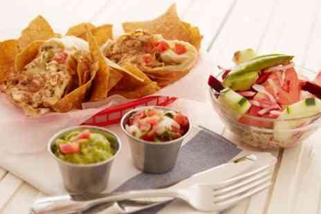Grill n Greens - Choice of Mexican Meal for One or Two - Save 43%