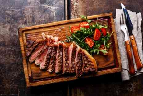 Hilton Garden Inn - Sirloin Steak Meal for Two or Four at Native Restaurant - Save 52%