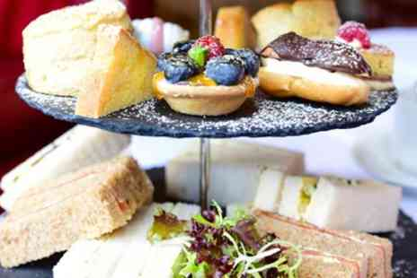 Donington Manor Hotel - Afternoon Tea with Optional Prosecco for Two or Four - Save 50%