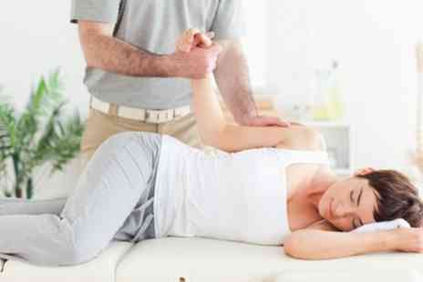 Sensus Health & Wellness - Chiropractic Consultation with an Examination, Report of Findings and Two Adjustments - Save 79%