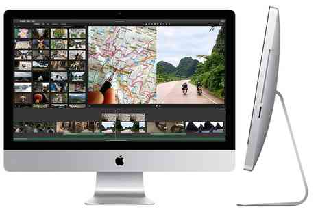 Computer Remarketing Services - Refurbished Apple iMac 21.5 Inch 4 To 16GB RAM 500GB HDD Core i5 2.5GHz With Free Delivery - Save 0%