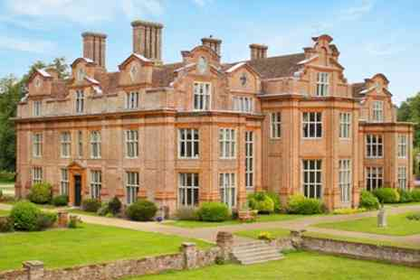 Broome Park Golf & Country Club - Afternoon tea with health club access - Save 42%
