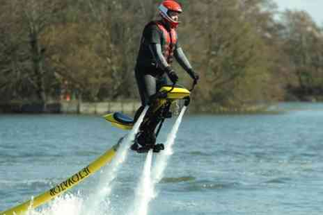 Flyboard Fun - Waterbiking Experience for One or Two - Save 31%