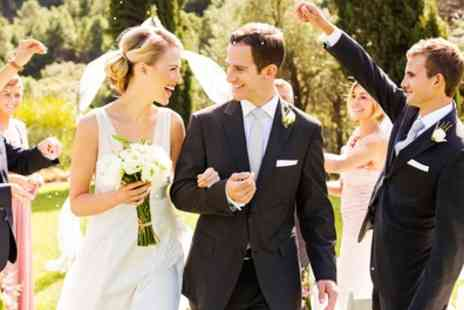 Best Ever Production - Choice of Wedding Cinematography Packages - Save 58%