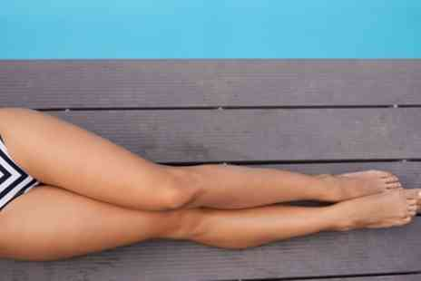 Elixir Cosmetics - Three Laser Hair Removal Sessions on Area of Choice - Save 51%