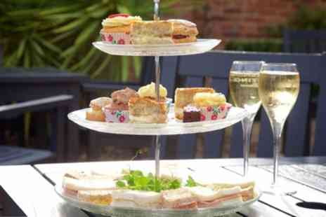 4 Star Talbot Inn - Afternoon Tea with Prosecco for Two or Four - Save 50%