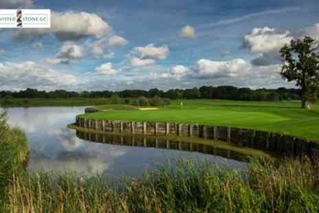 Twisted Stone GC - Unlimited Day of Golf with Choice of Coffee for Two or Four - Save 69%